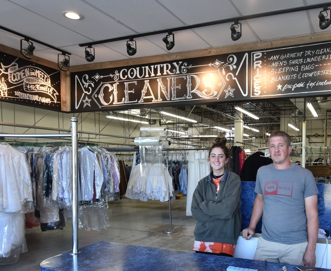 Your Local Dry Cleaners Since 1980 - Country Cleaners in Layton has been family owned and operated, offering the best quality dry cleaning services at the lowest prices, guaranteed.Our owner is on site every day, ensuring that you'll receive a personalized experience, every time.