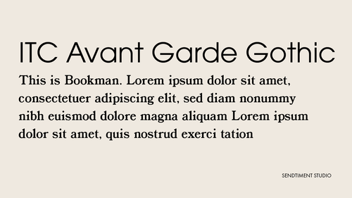 10 Beautiful Font Pairings To Power-up Your Brand