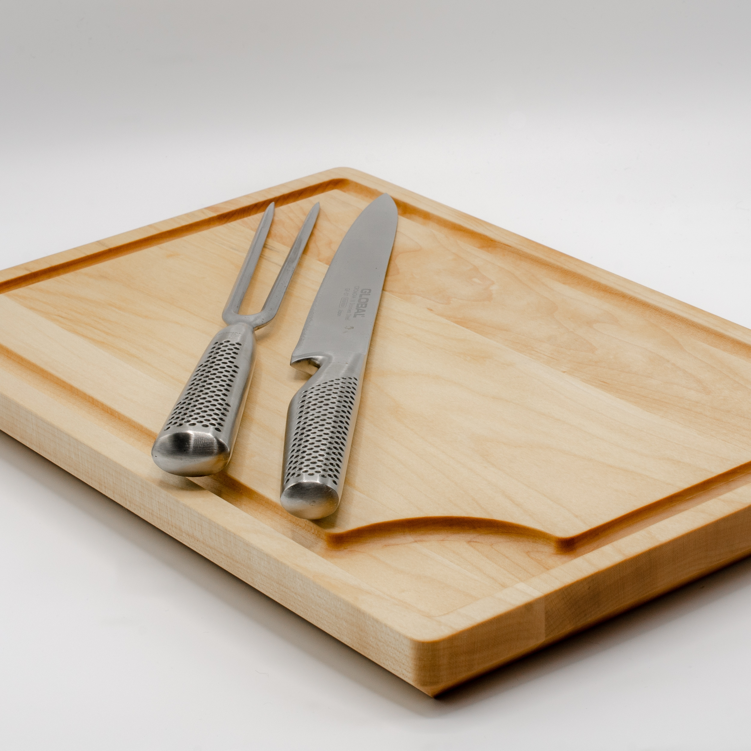 Solid Maple Carving Board -