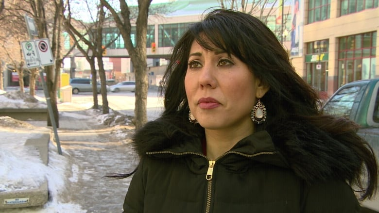 Leah Gazan, the newest member of the Manitoba Taxicab Board, says she hopes a fact sheet on how to file a public complaint to the board will be released in the coming weeks. (CBC)