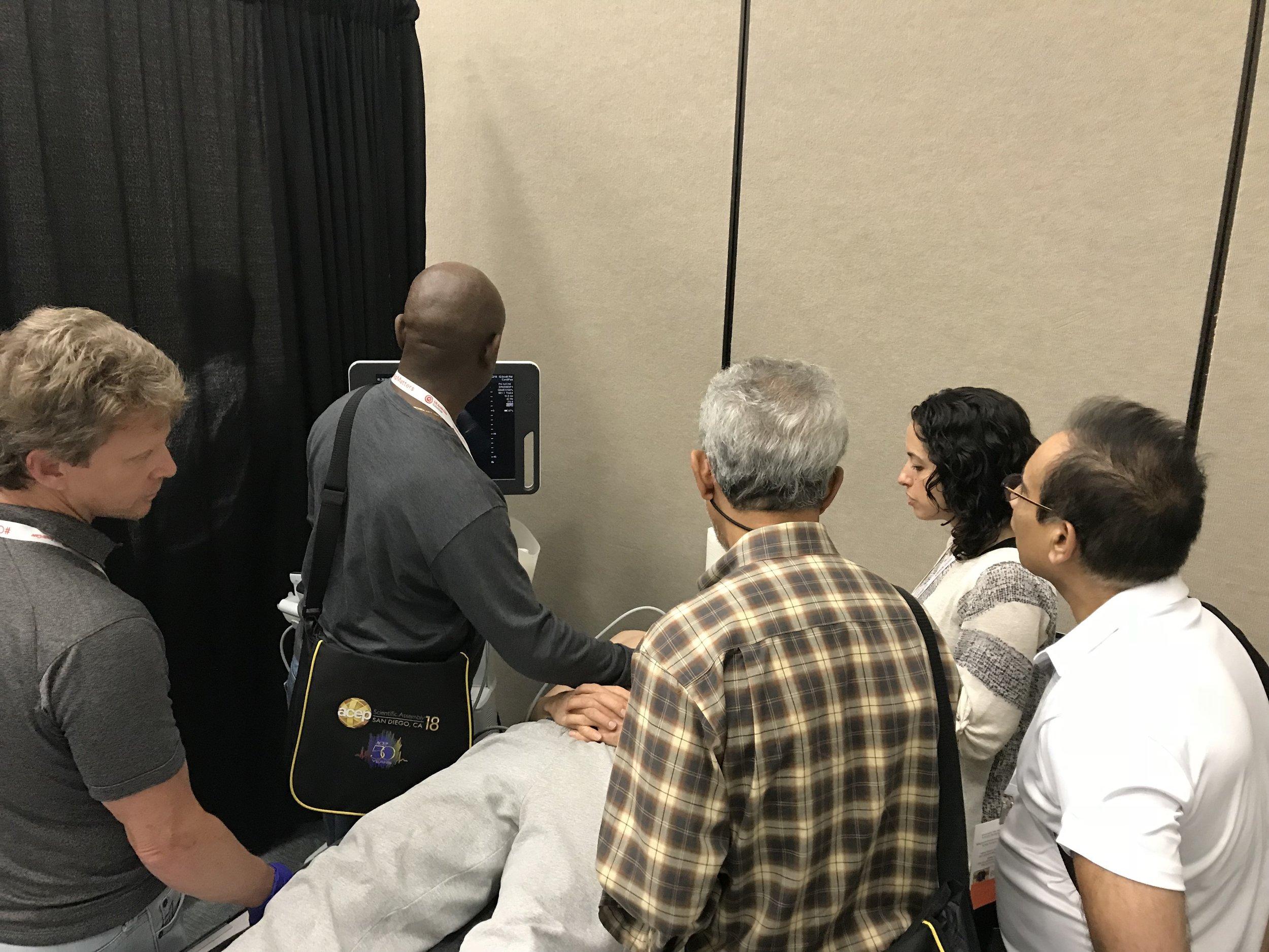 Kaiser San Diego Emergency Ultrasound