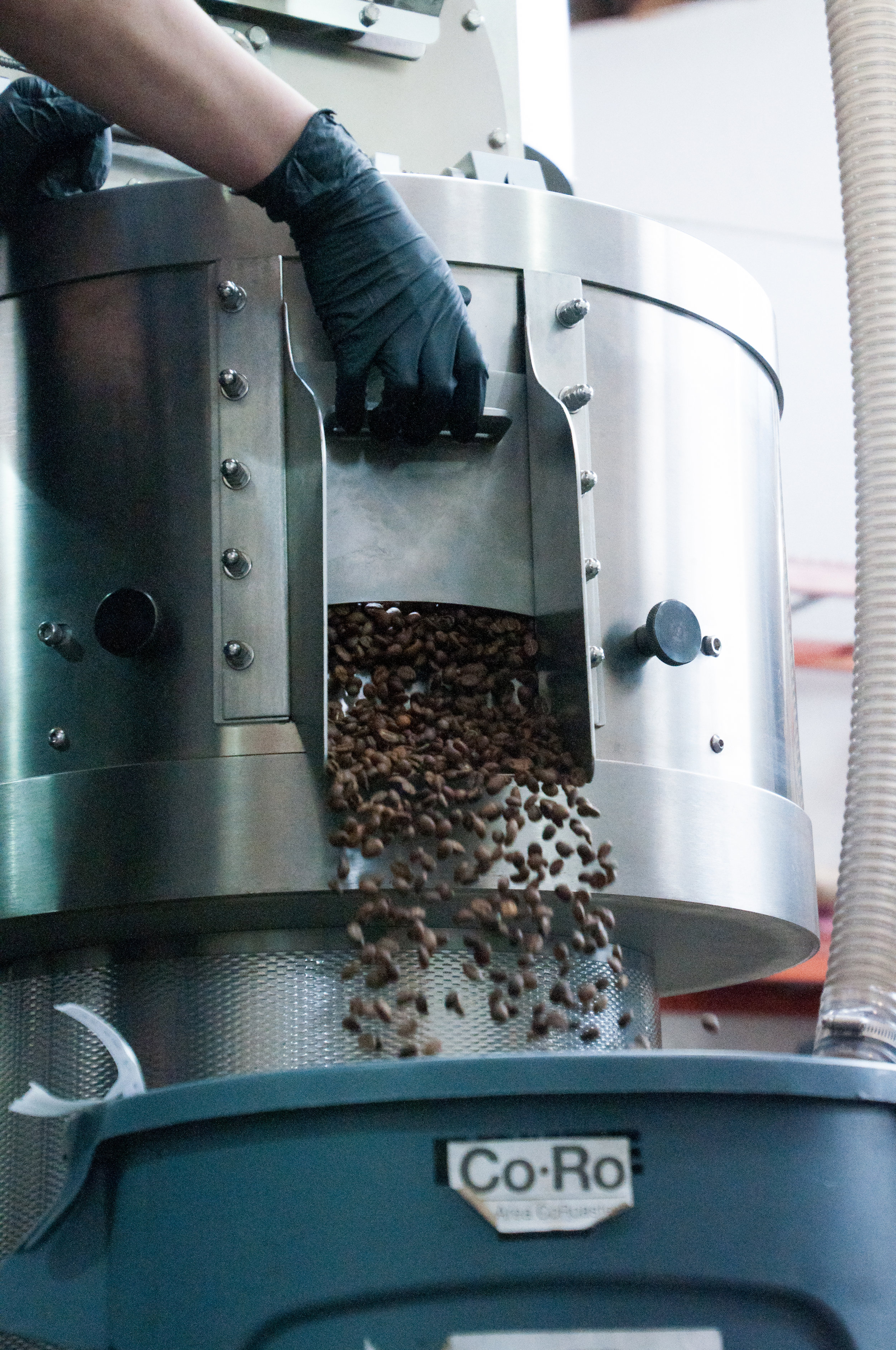 CoRo is home to more than 20 local coffee brands.