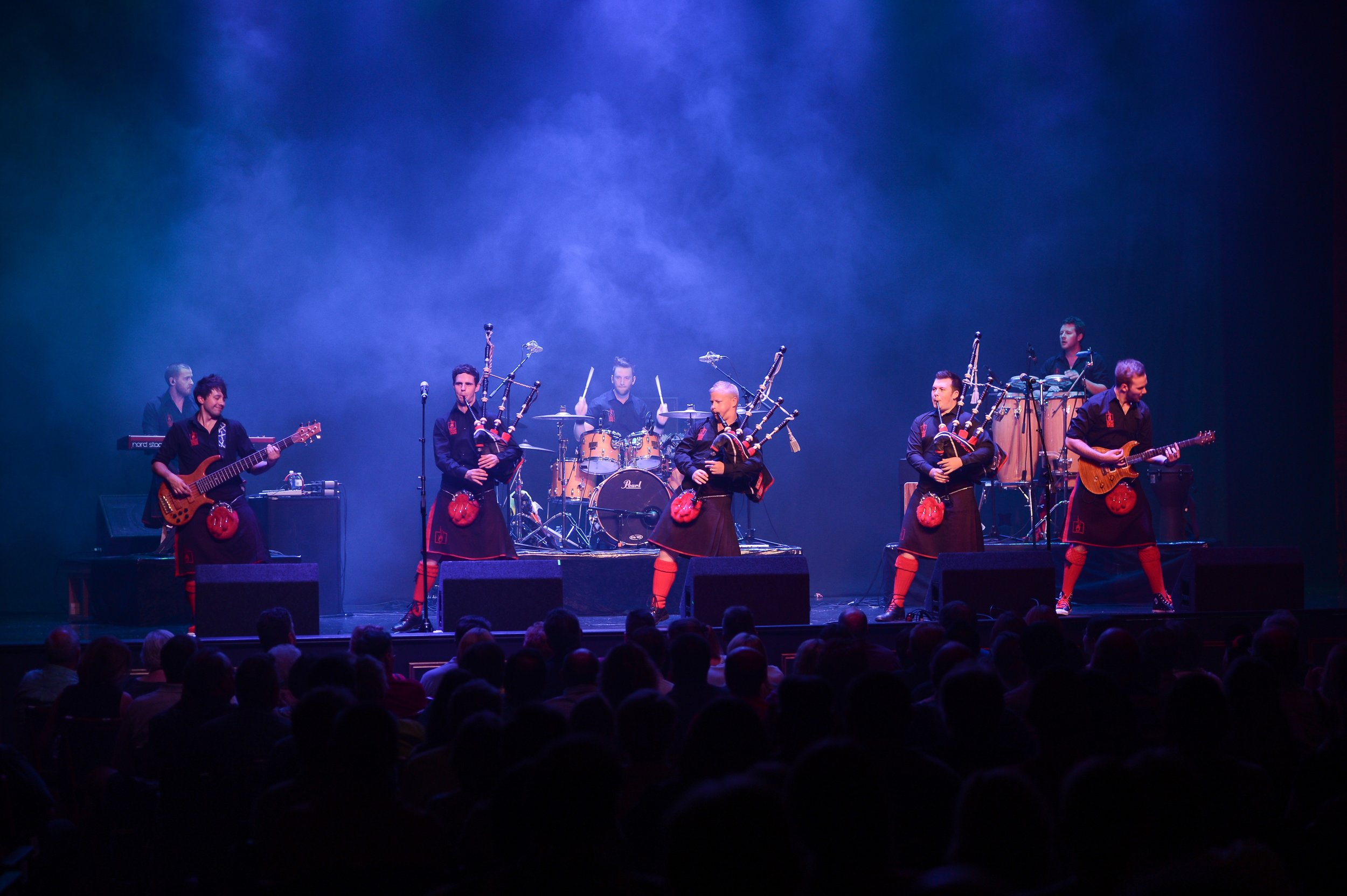 THE RED HOT CHILLI PIPERS - Bagpipers who Rock — BICOASTAL
