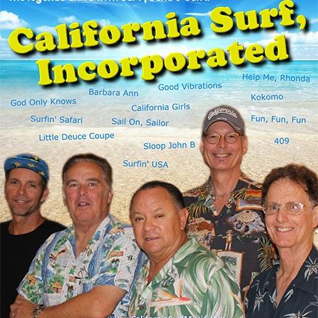 CALIFORNIA SURF INC -
