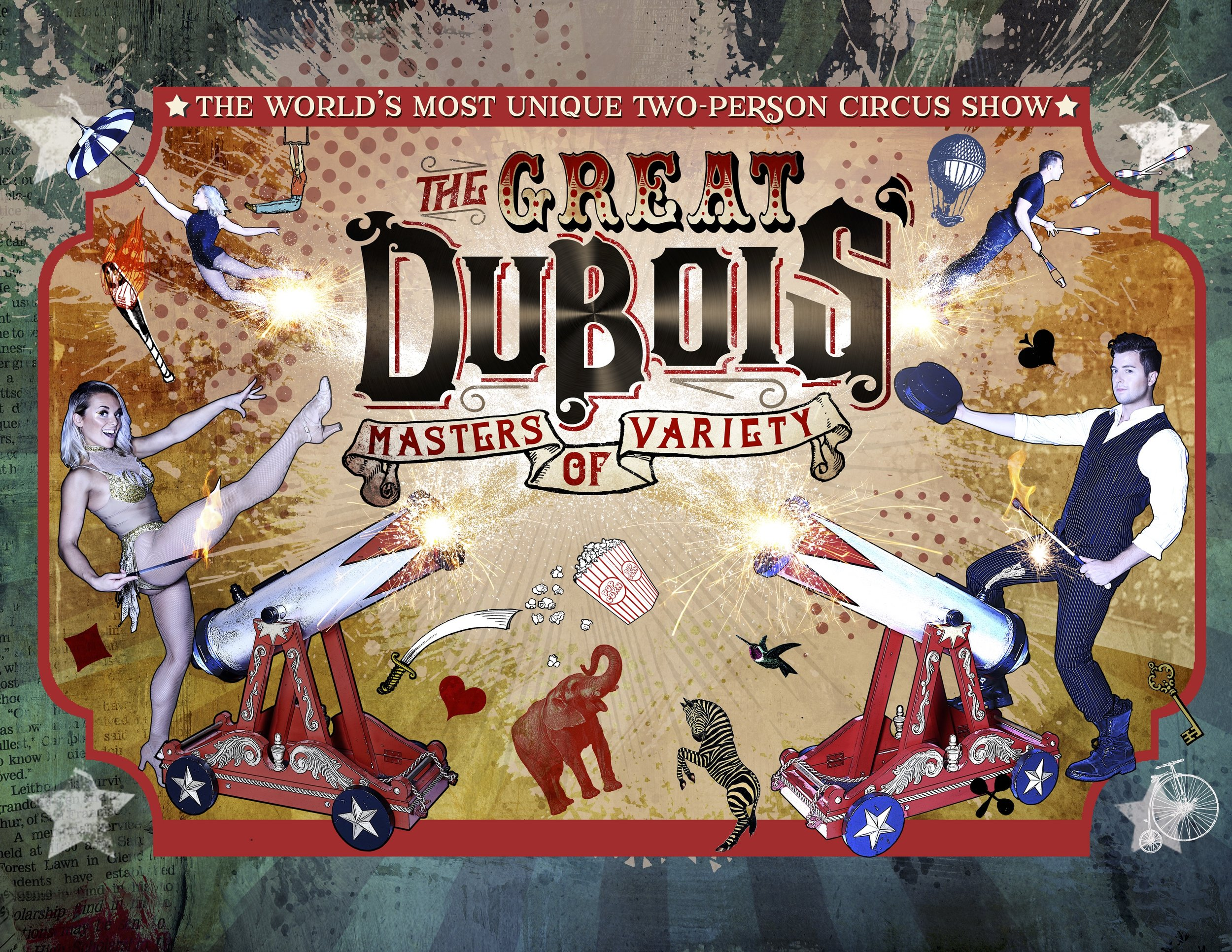 THE GREAT DUBOIS