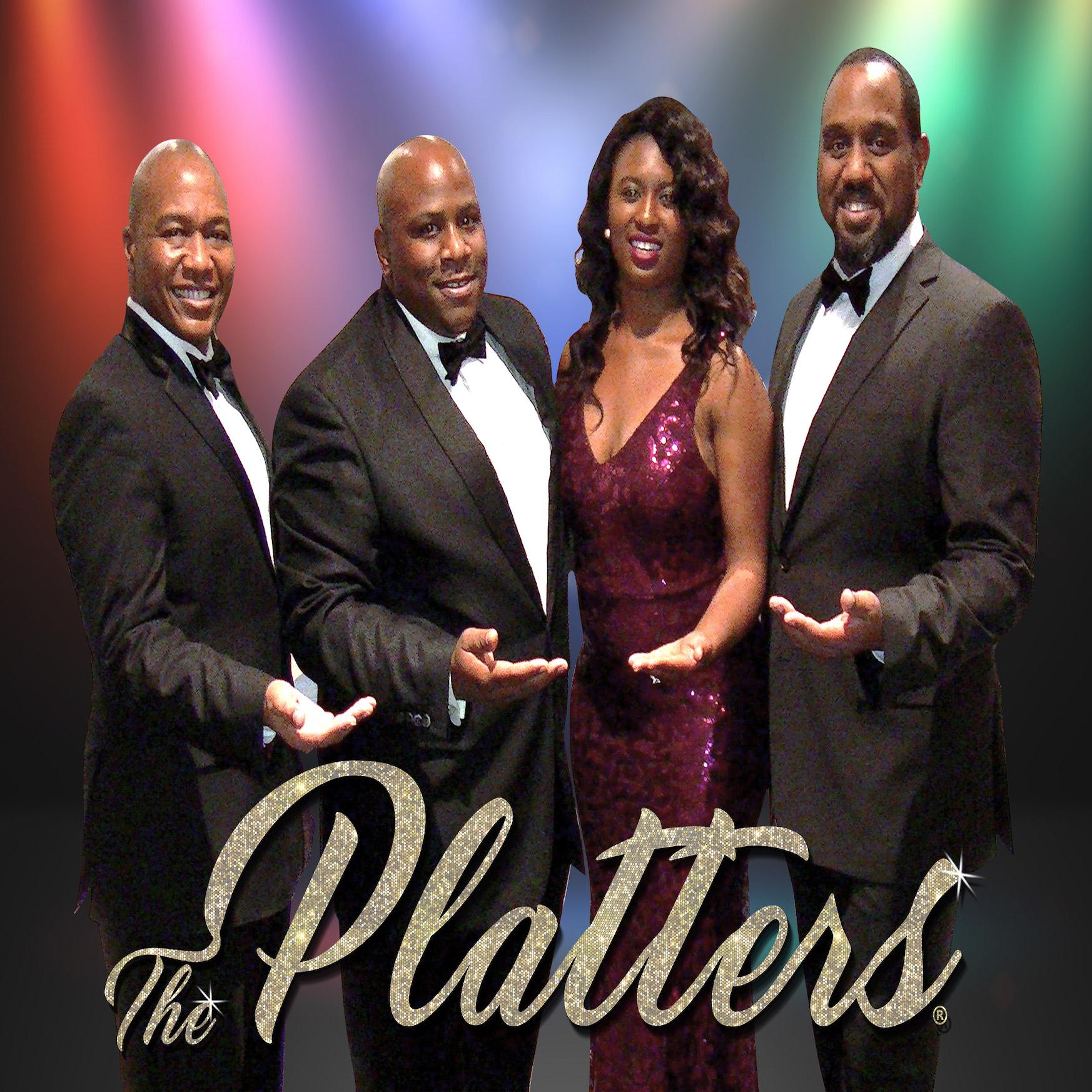 THE PLATTERS -R&B Legends -