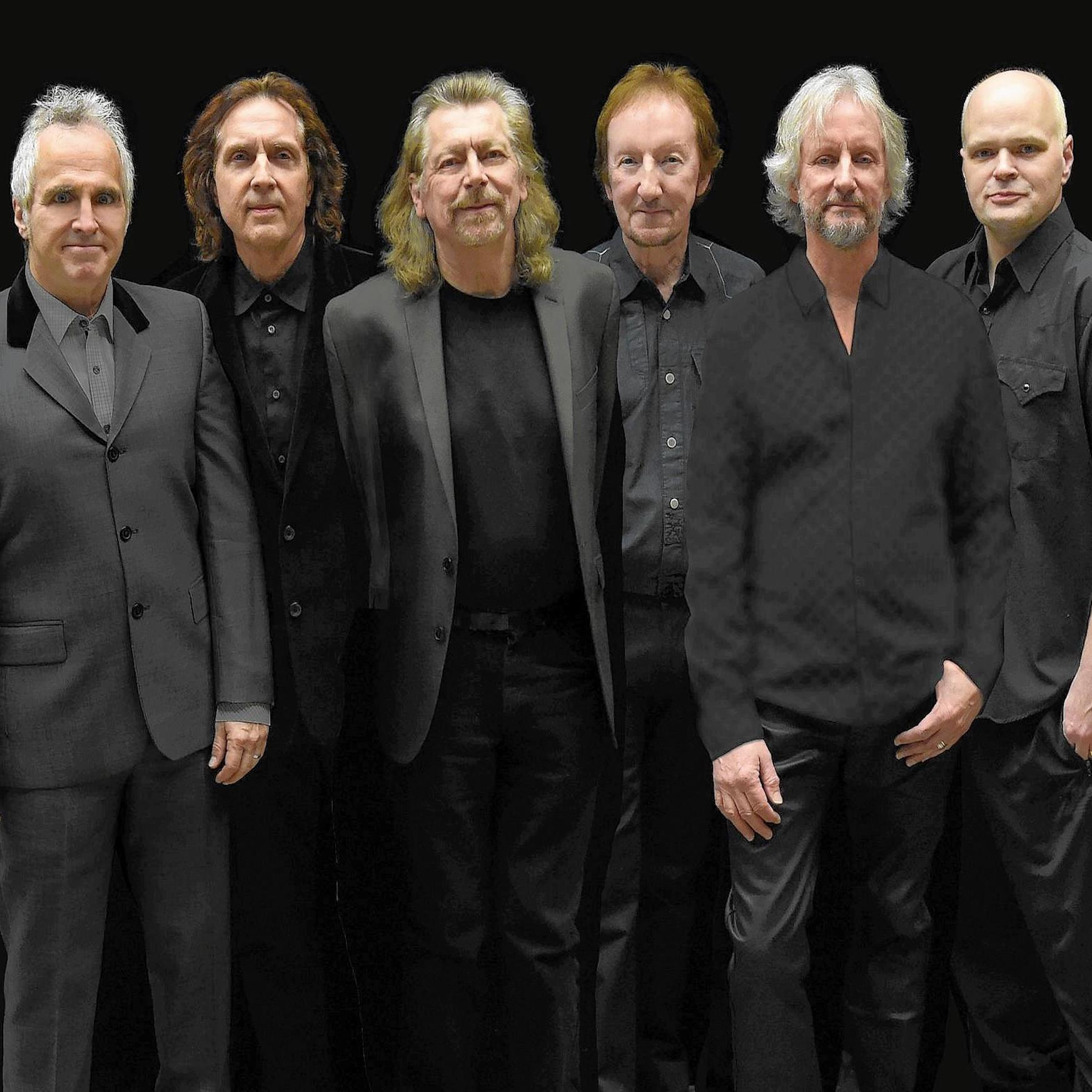 THE ORCHESTRA: Former Members of ELO -
