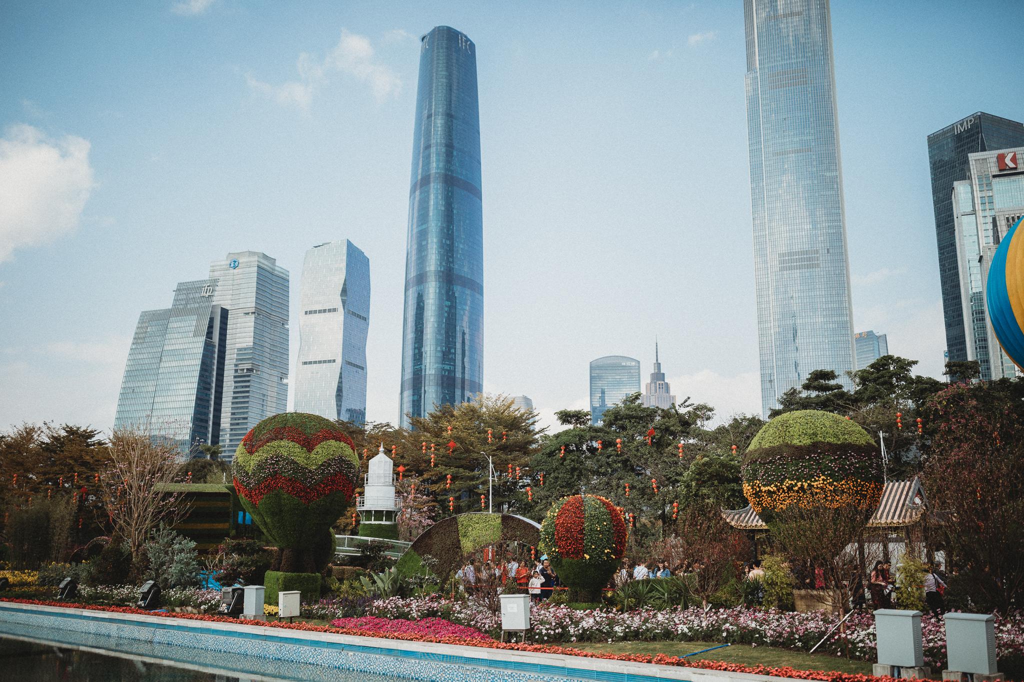 Haixinsha Flower festival, Chinese New Year, Guangzhou China (10 of 20).jpg