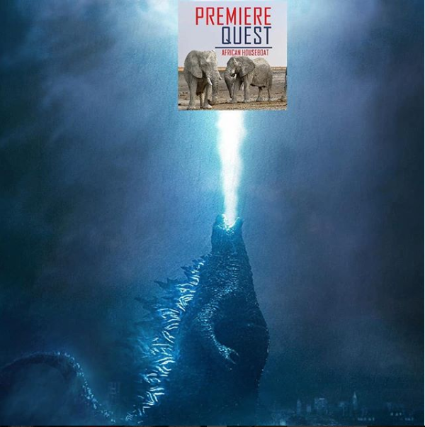 s5 e12 - godzilla king of the monsters - trailer revelations - Each week we tackle something new related to our quest. This week we take on the Godzilla King of the Monsters trailer.If you enjoy the episode, send a fax to your Queen and let her know.