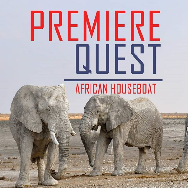 s5 e1 - it began in premiere quest - In this episode PQ lands on a new mission: to travel to Africa and record a season of the podcast on a houseboat.Over the next year PQ will upload weekly episodes detailing preparation for our journey to Africa. Be sure to subscribe and follow our journey.