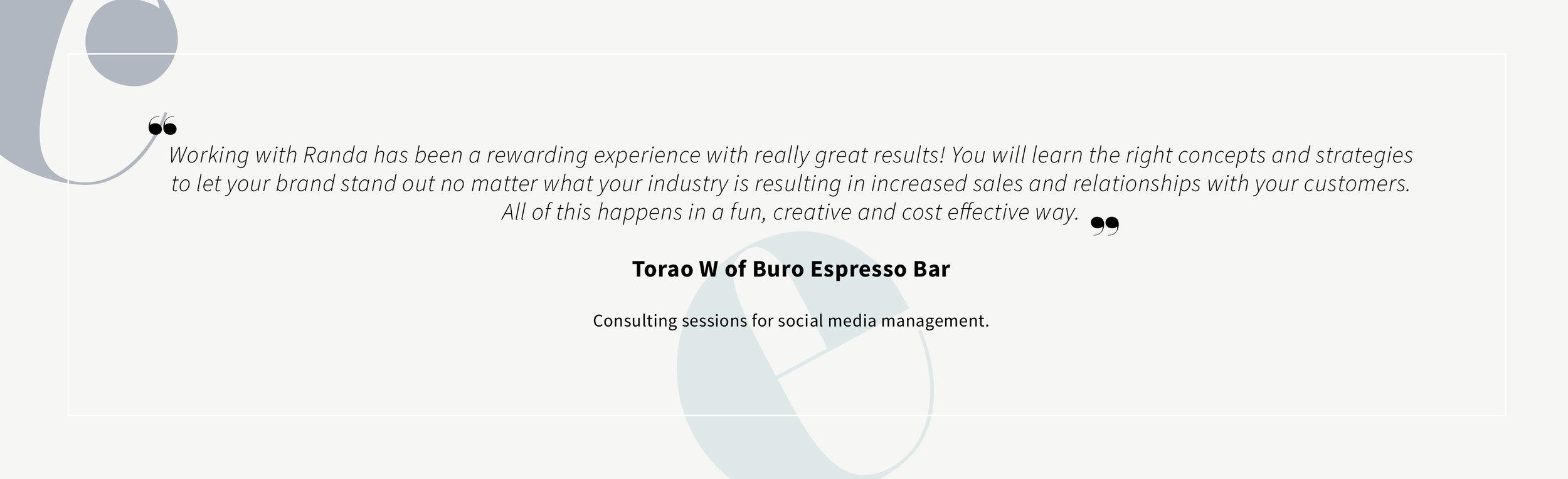 Torao W of Buro Espresso Bar Testimonial.jpg
