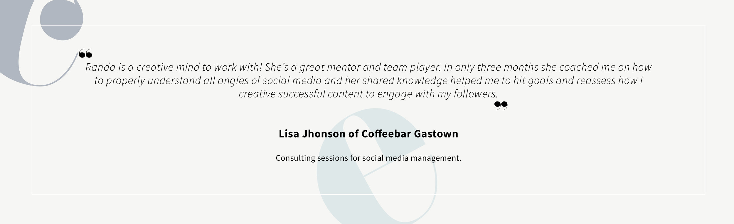 Lisa J of Coffeebar Gastown Testimonial.jpg