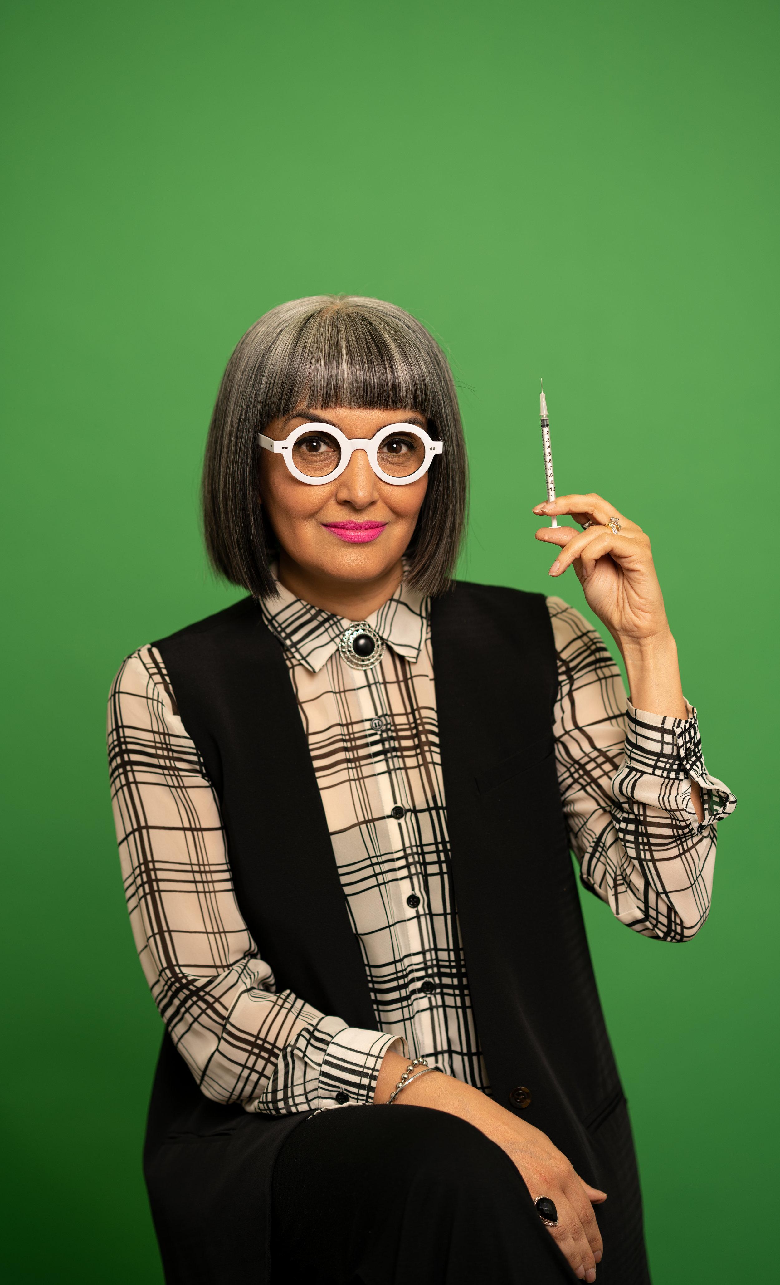 Zensa Skin Vaccination Influencer Campaign