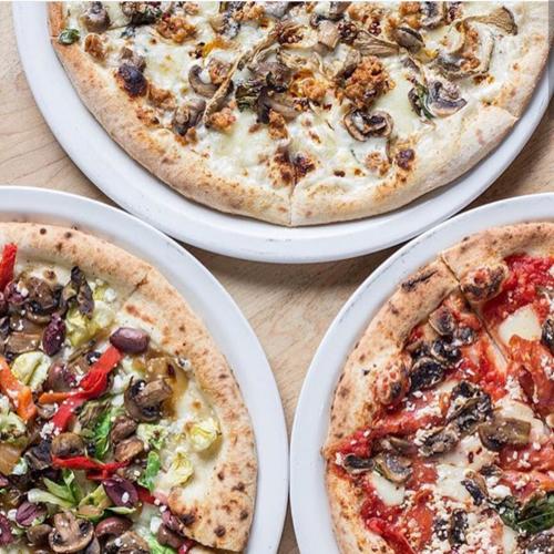 Famoso Pizzeria social media images
