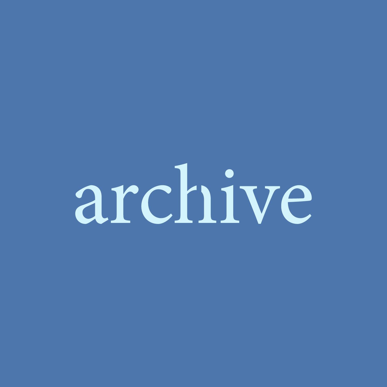ARCHIVE Full Branding Co-Design