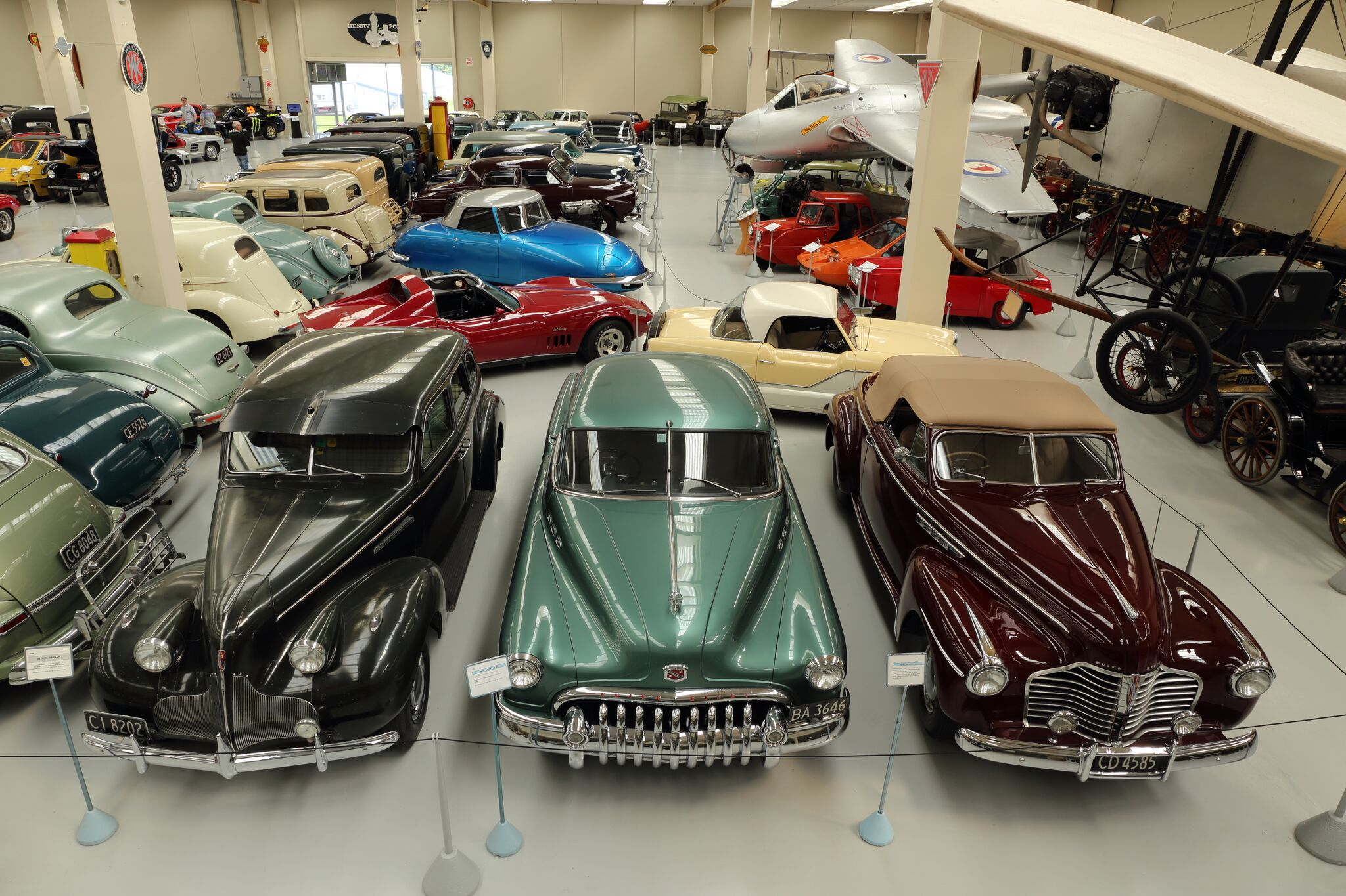 Southwards Car Museum - Otaihanga