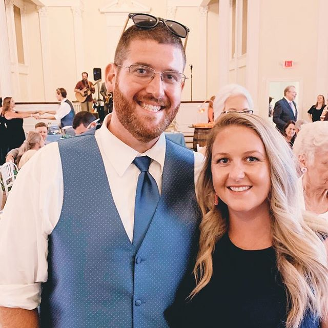 I am SO excited to coordinate a wedding today for these two amazing friends of mine! This wedding has been almost two years in the making and TODAY we get to see all of the hard work come together 🧡💜💙 #MakingHerAMarefat #MosaicWeddingsLex