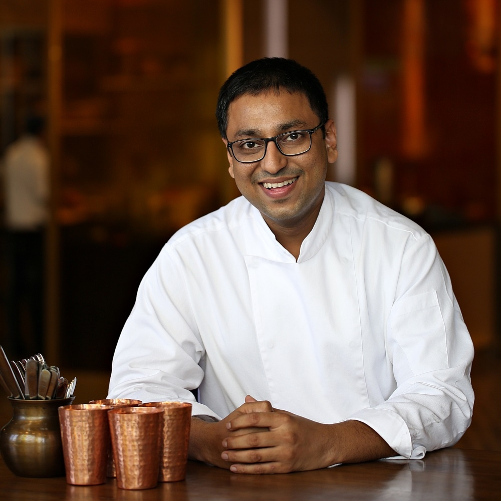 Vipul Gupta, Creative Culinary Head