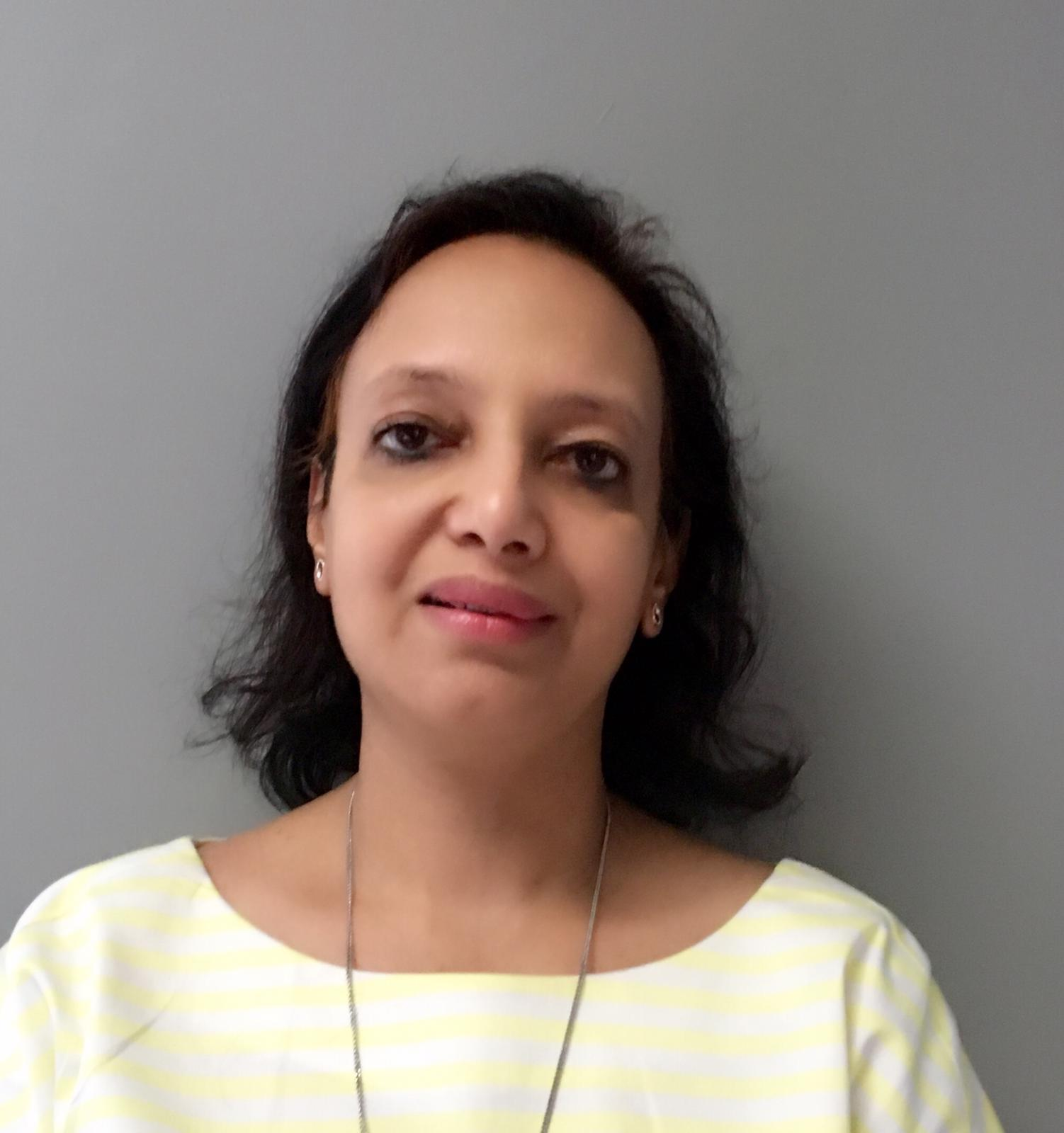Sejal Khakhar, Finance Manager