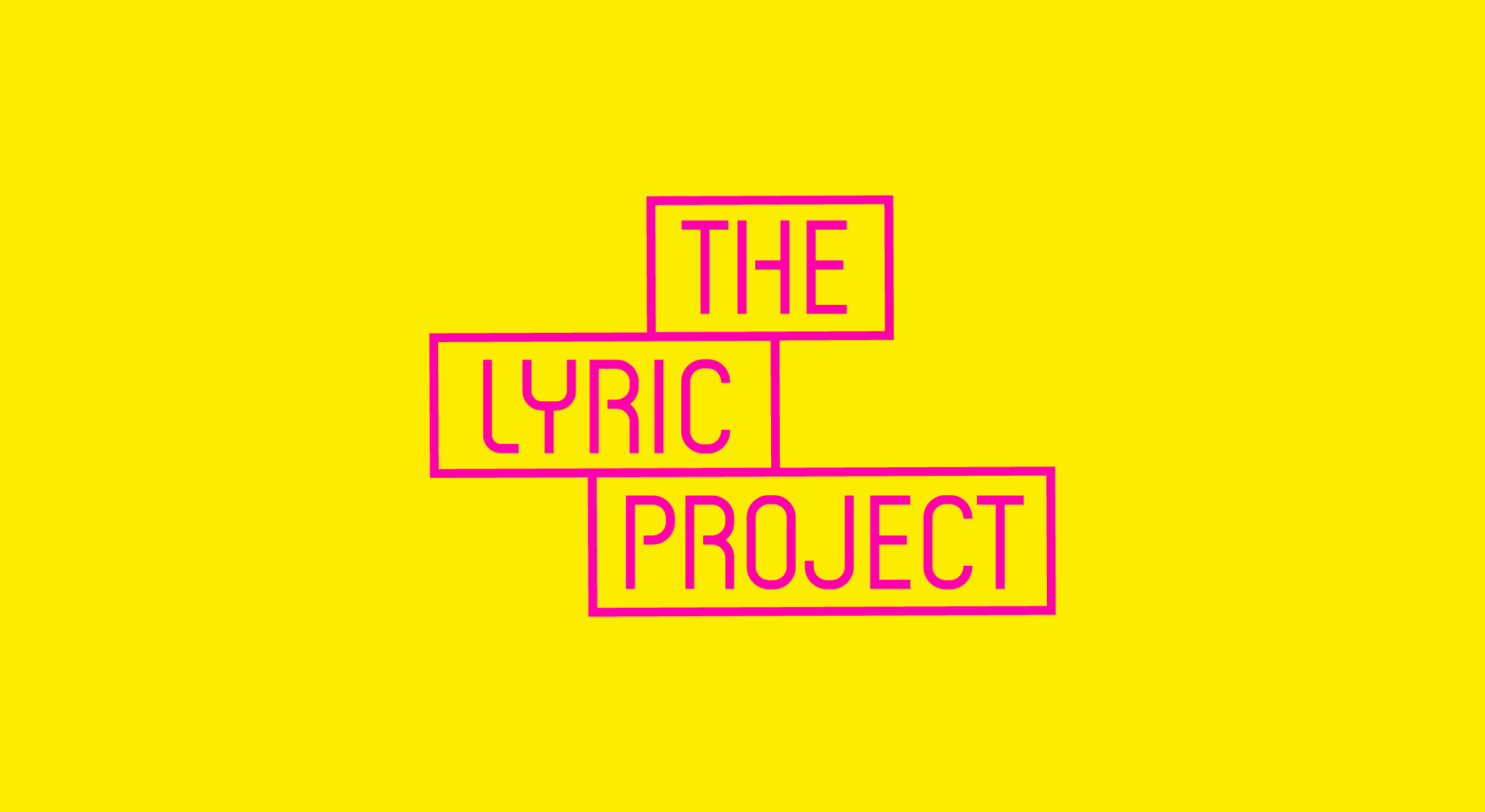 ASCAP Foundation The Lyric Project.png