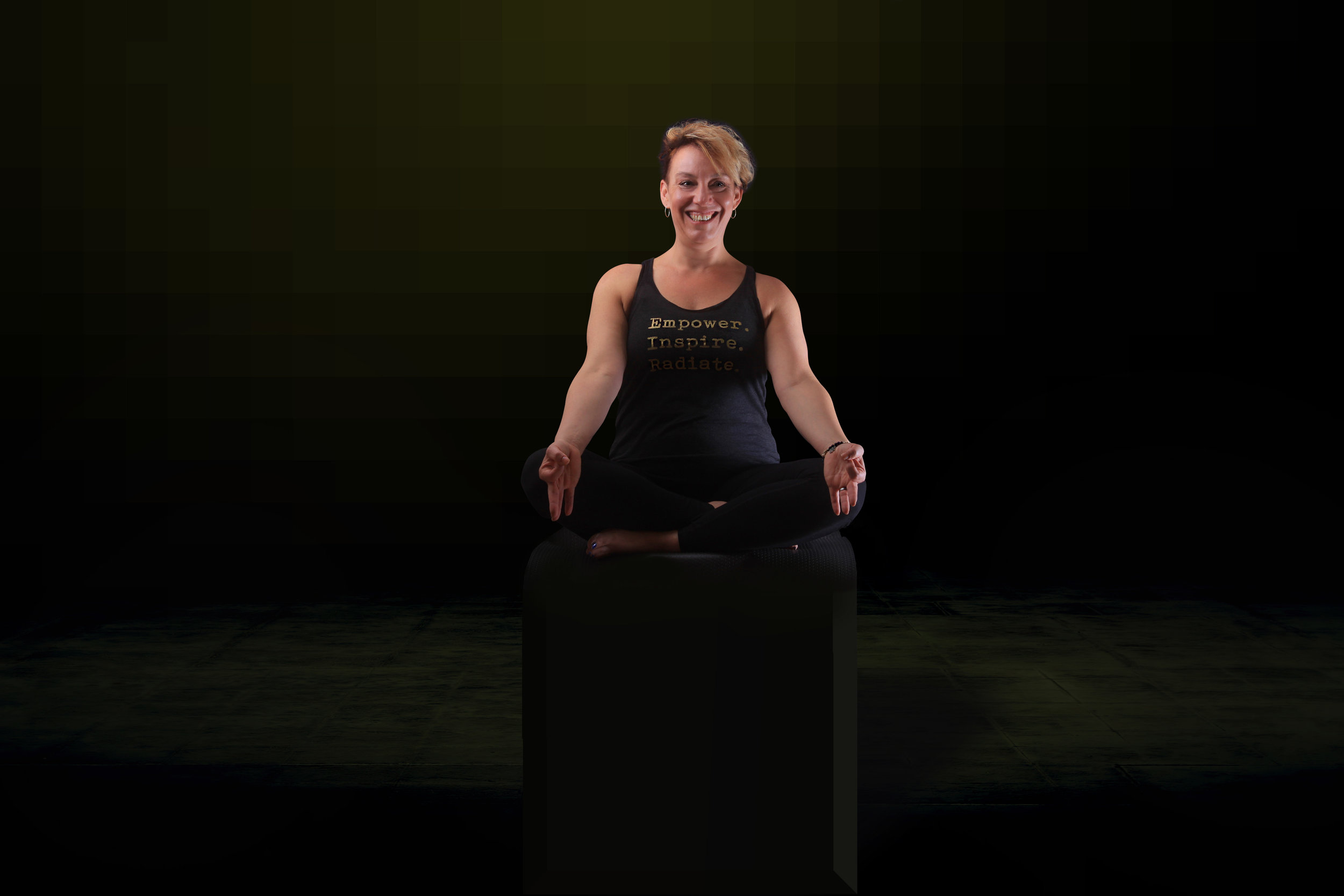 Mekea - Bedford, NYPhilosophy / inspiration / what can people expect in your class?A safe place to connect or reconnect to the body, mind and spirit through breath and asanas and help find balance.Classes taught at Saw Mill Club:Hatha/Vinyasa flow, Restorative, Prenatal, Thai YogaExperience / Certifications:RYT 200 hr, RYT Prenatal, Lotus Palm Thai YogaWhat did you do before yoga?:Graphic Designer and News Paper Publisher