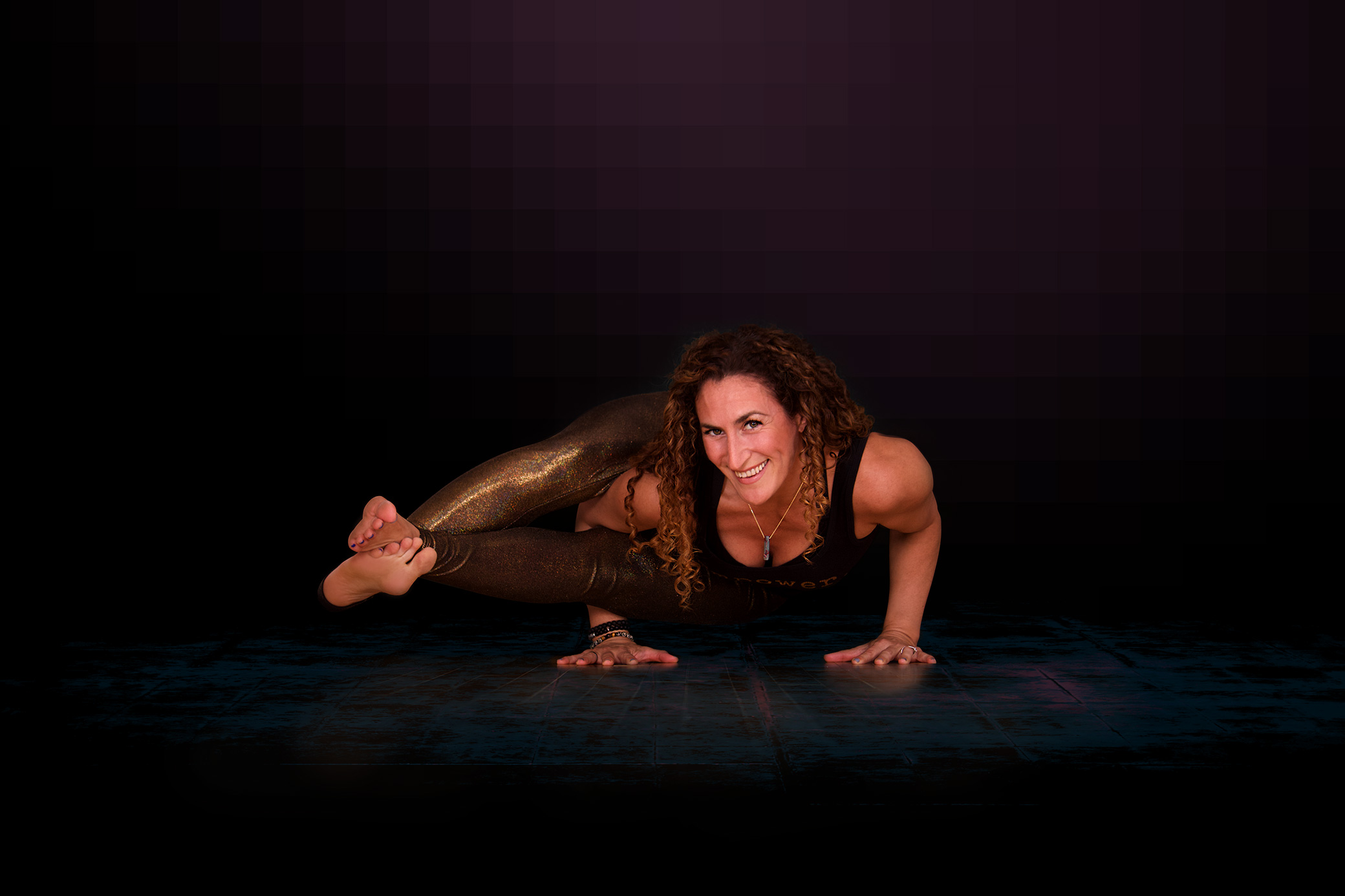 Michelle Briks - Mount Kisco, NYPhilosophy / inspiration / what can people expect in your class?Michelle designs yoga experiences that empower her students, through intention and mindful awareness, to connect deeply and grow safely into the next level of their practice. In her classes, Michelle creates an environment of extraordinary compassion and freedom where students are inspired to go beyond their perceived limitations. I am passionate about empowering others to increase their strength and grace and get inspired through the practice and teachings of yoga. She is moved by witnessing her students and teacher trainees' growth and transformation as they connect deeper with their inner light.Chief executive yogiOhra Yoga's founder and Director of both the 200 & 300 hour teacher trainings. Michelle is the Main teacher for the 200 hour program and teaches Modules and monthly 'check-ins' along with Ohra's stellar staff.Classes taught at Saw Mill Club:Hot Fluid Power, Align & Flow Thursday Blacklight Yoga, Gentle/Restore, Core & Restore, AIReal Yoga, 200 & 300 hour Yoga Teacher Trainings, Private Yoga.Experience /Certifications:Michelle is E-RYT500 hour certified & has 12+ years of experience teaching yoga. She has received extensive training and certifications in Vinyasa and Prana flow styles, Anatomy and Ayurvedic Yoga therapy. She teaches and leads Saw Mill Club's Ohra Yoga 200 & 300 RYS teacher training certification programs. Michelle is Yoga Director at Saw Mill Club.What did you do before yoga?Full time mom, Adjunct lecturer at Queens College, Registered Dietitian.Certifications: E-RYT 500