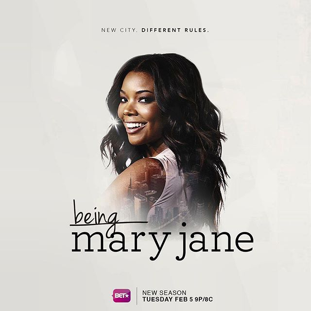 We'll be doing custom music for the final season of the BET series Being Mary Jane.