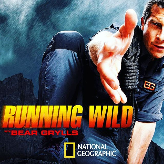 We scored the new theme song for Running Wild with Bear Grylls!  Catch the season premier November 5th, 2019 on Nat Geo!