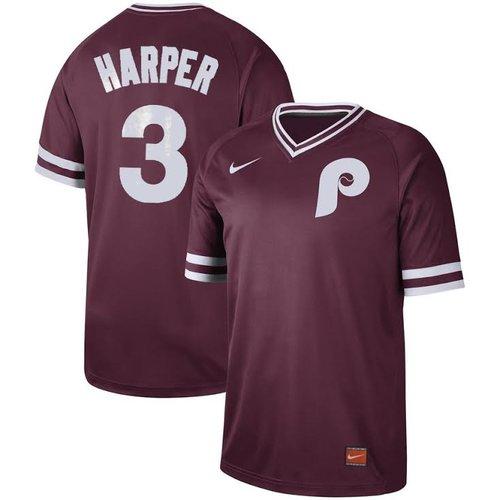 watch f7523 ad6c0 Bryce Harper Philadelphia Phillies Jerseys — Jersey Cave