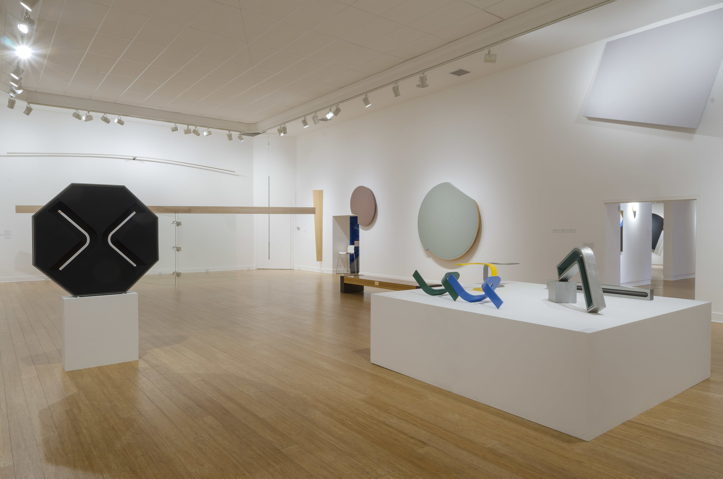 Tony DeLap: A Retrospective,  Laguna Art Museum, 2018
