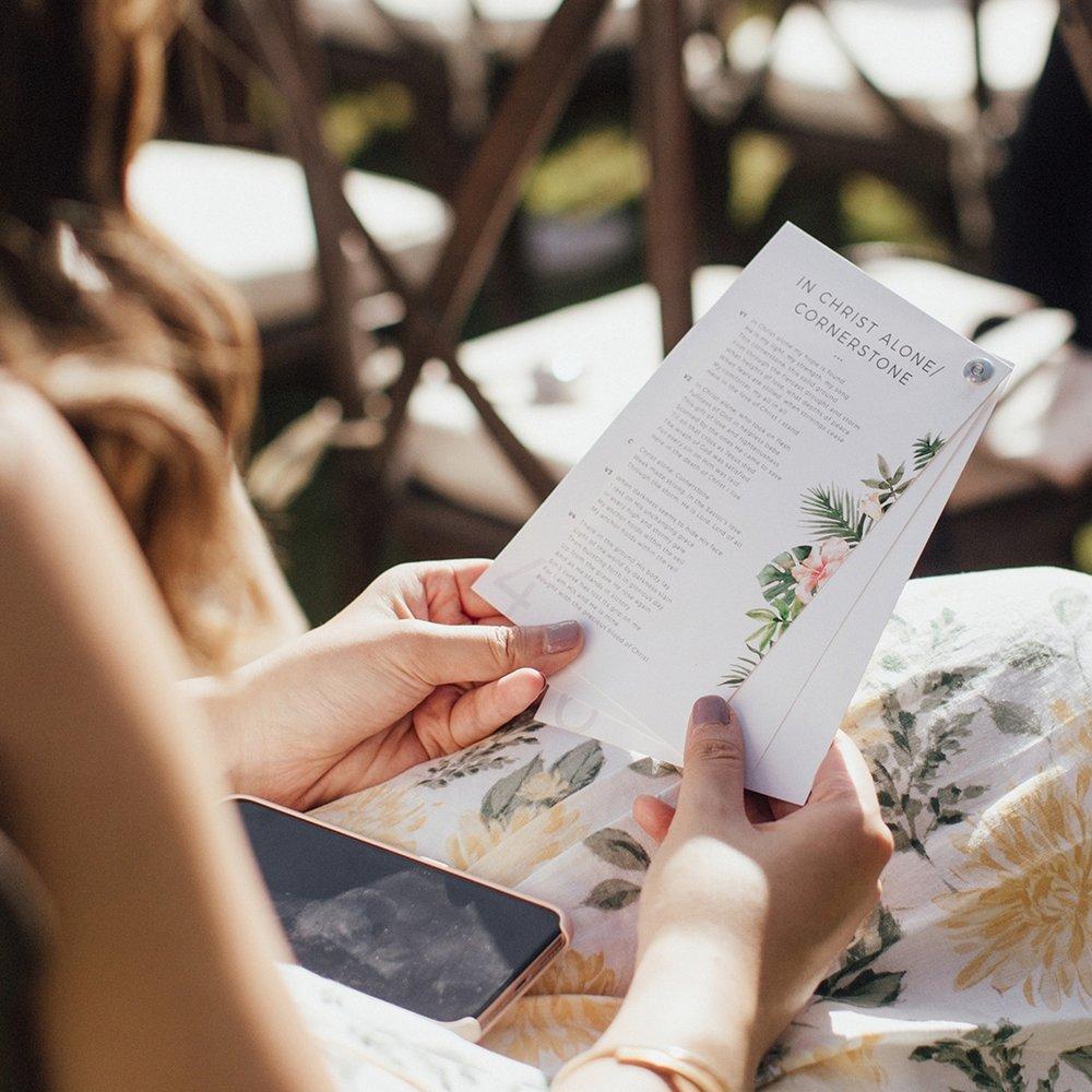 Hawaii Swivel Program Booklet