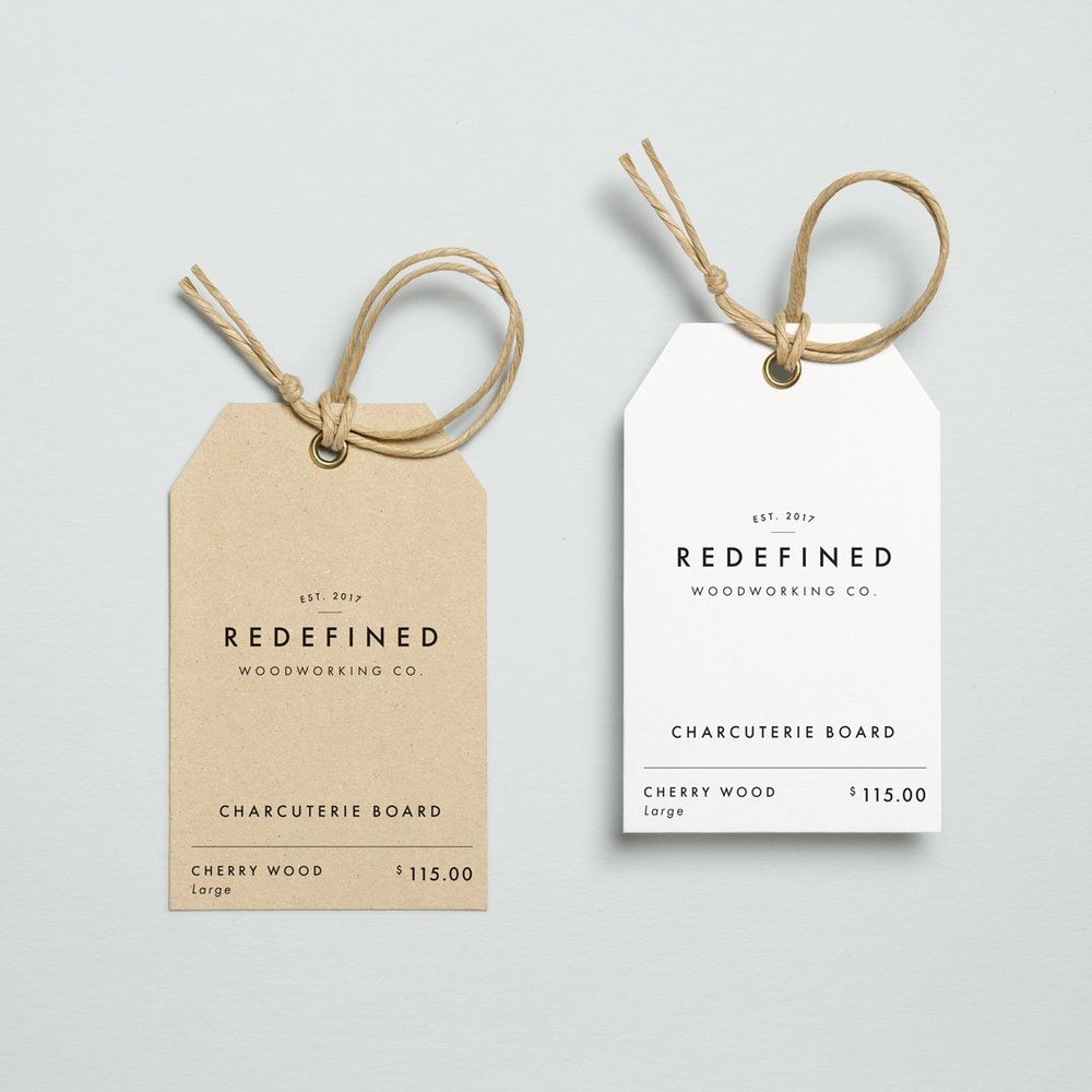 Woodworking Product Tags