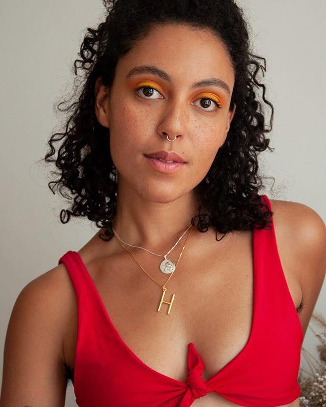 A few favourites from last weeks shoot for @svea.swim 🌹 Model @donfoxtrott  HMU @andi_liga  Necklaces @eleventh.house.jewellery