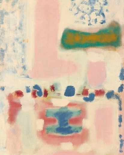 #inspo / Mark Rothko, Untitled, 1947