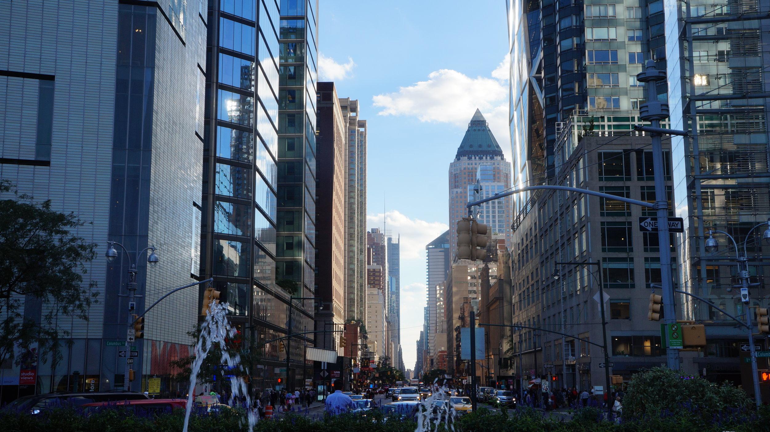 new york city -
