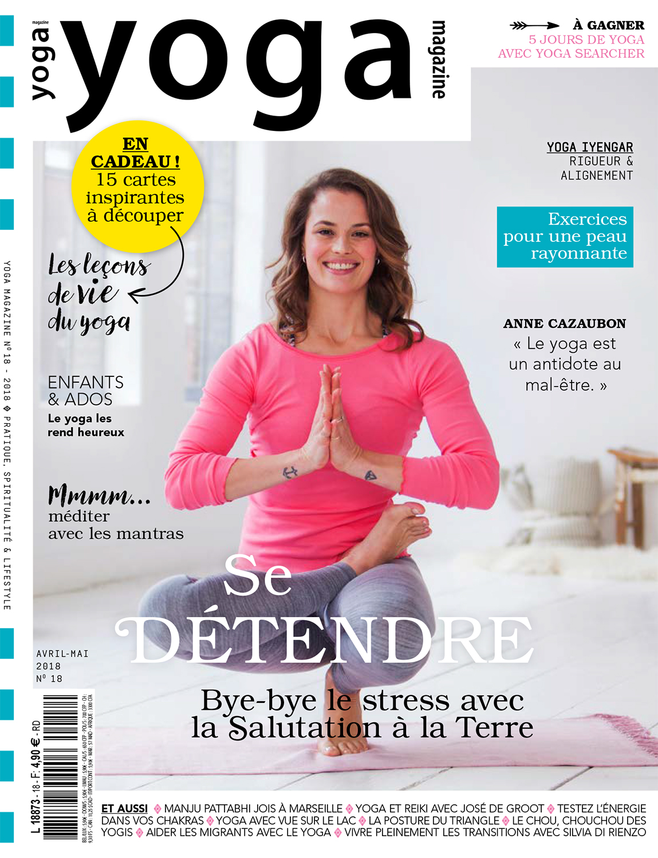 Yoga Magazine, 2018