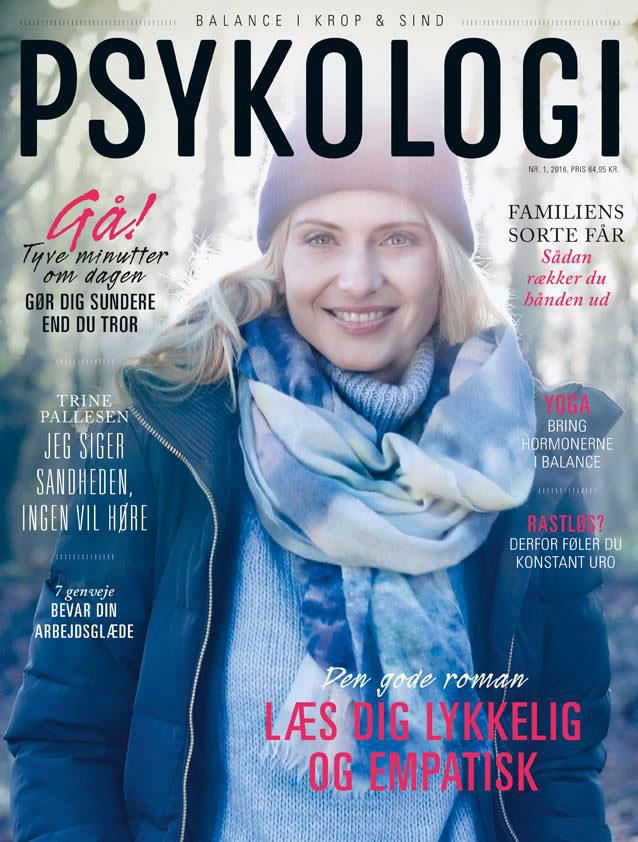 Psykologi, 2016