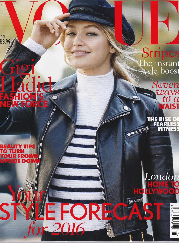 Vogue, 2016