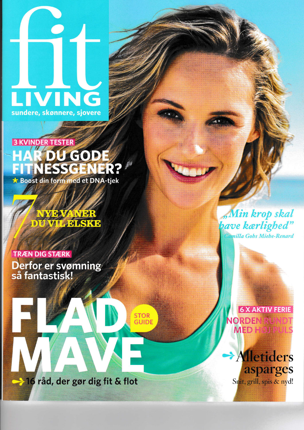 Fit Living, 2016