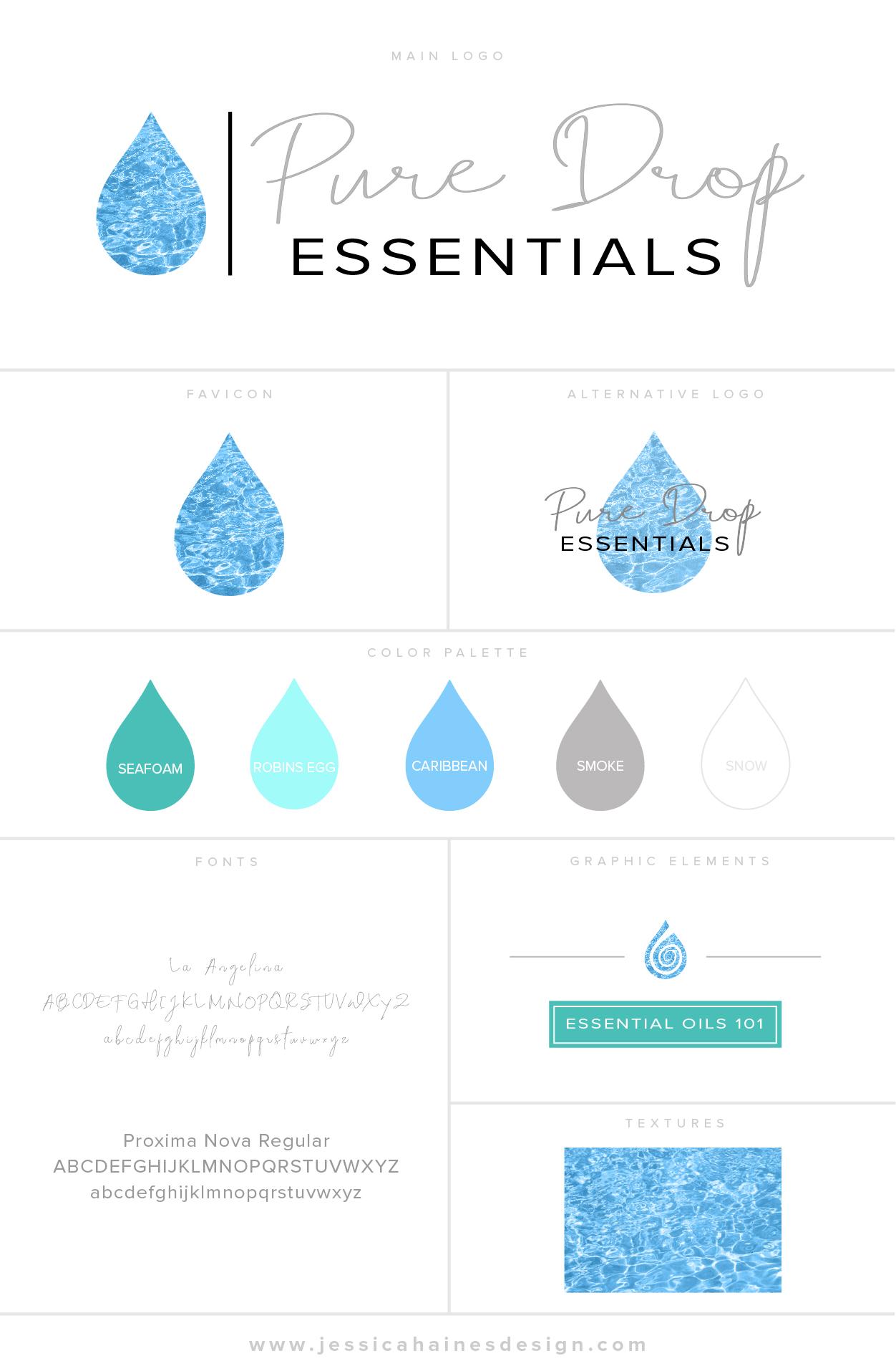 Pure-Drop-Essentials-Branding-Style-Board.jpg