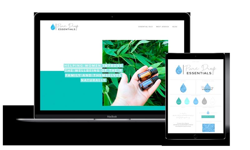 Website Design and Branding Icon