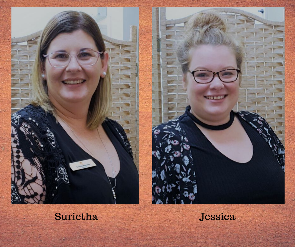 Meet our ear nurses - Surietha and Jess has combined nursing experience of 29 years. They pride themselves on providing a friendly, affordable and professional service that keeps their clients coming back for more.Opening hoursMonday - Friday 8:30am - 5:00pm Saturday 8:00am - 12:00pm
