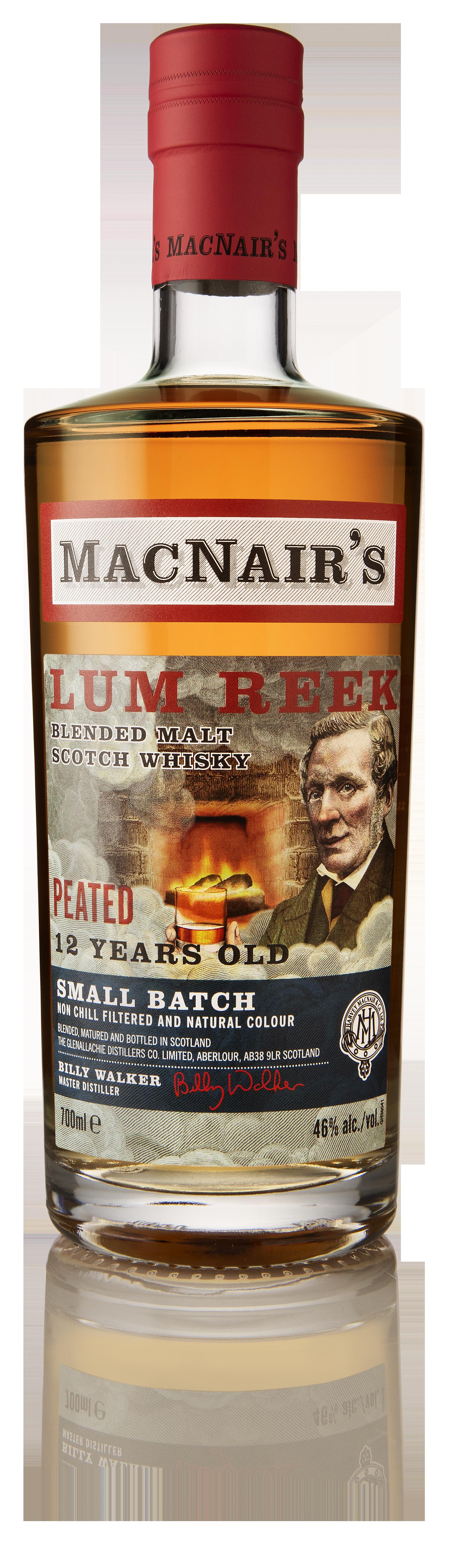 MacNair's Lum Reek 12yo - LADDA NER INFOBLAD