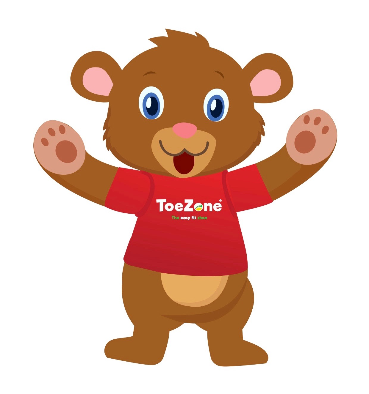 I'm ToeZone Ted! - I'M GOING TO SHOW YOU 3 SIMPLE STEPS TO THE PERFECT FIT!
