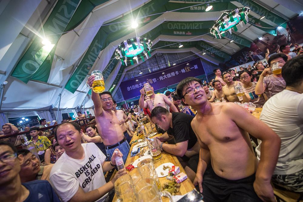 Qingdao Beer Festival 2019