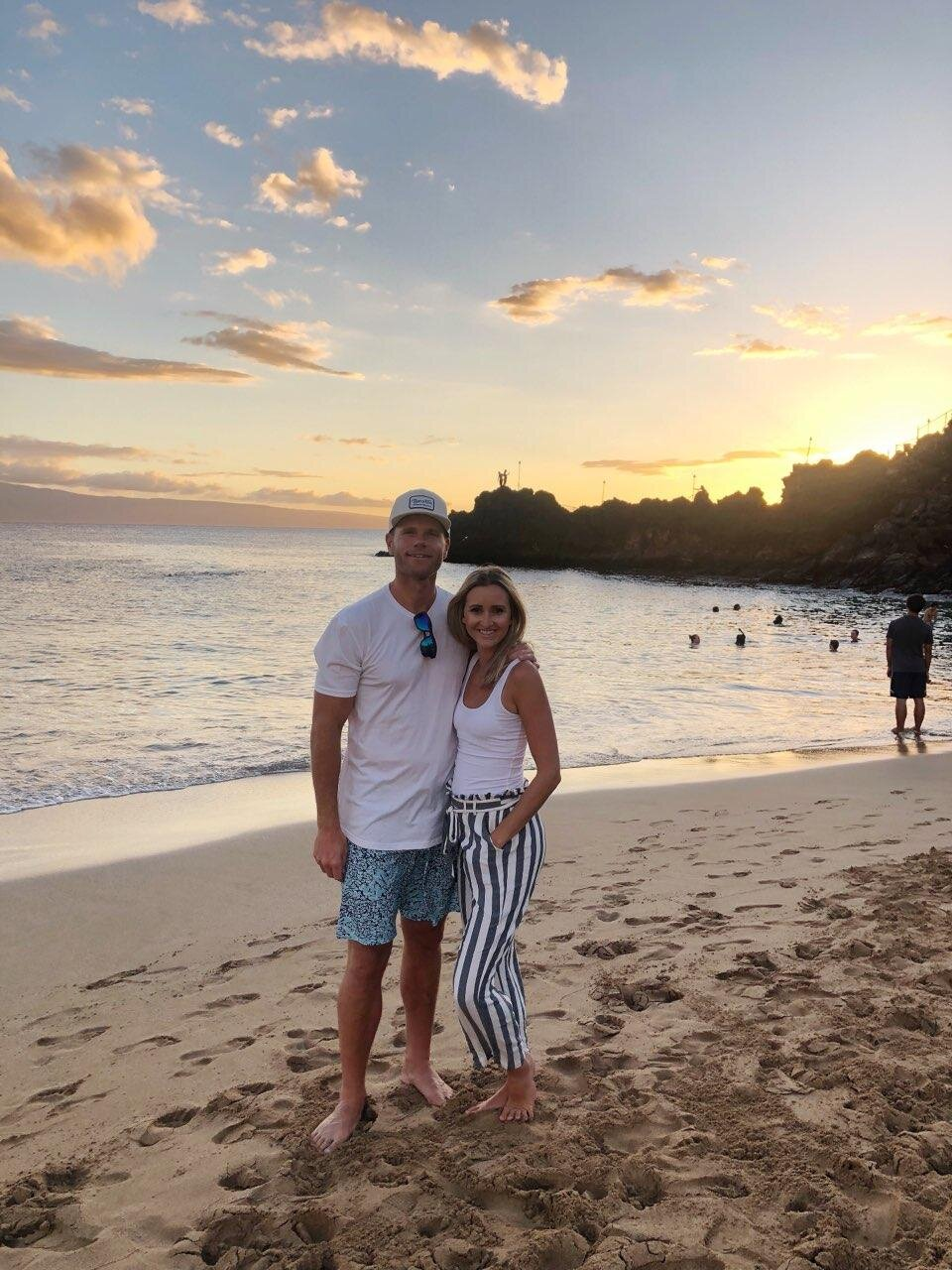 """""""My husband and I celebrated our birthdays in Maui!""""  -Whitney D."""