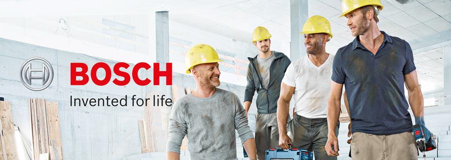 Bosch Pro Dealer lokalisointi