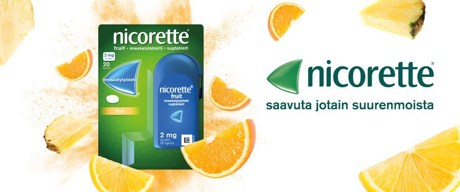 Nicorette Fruit