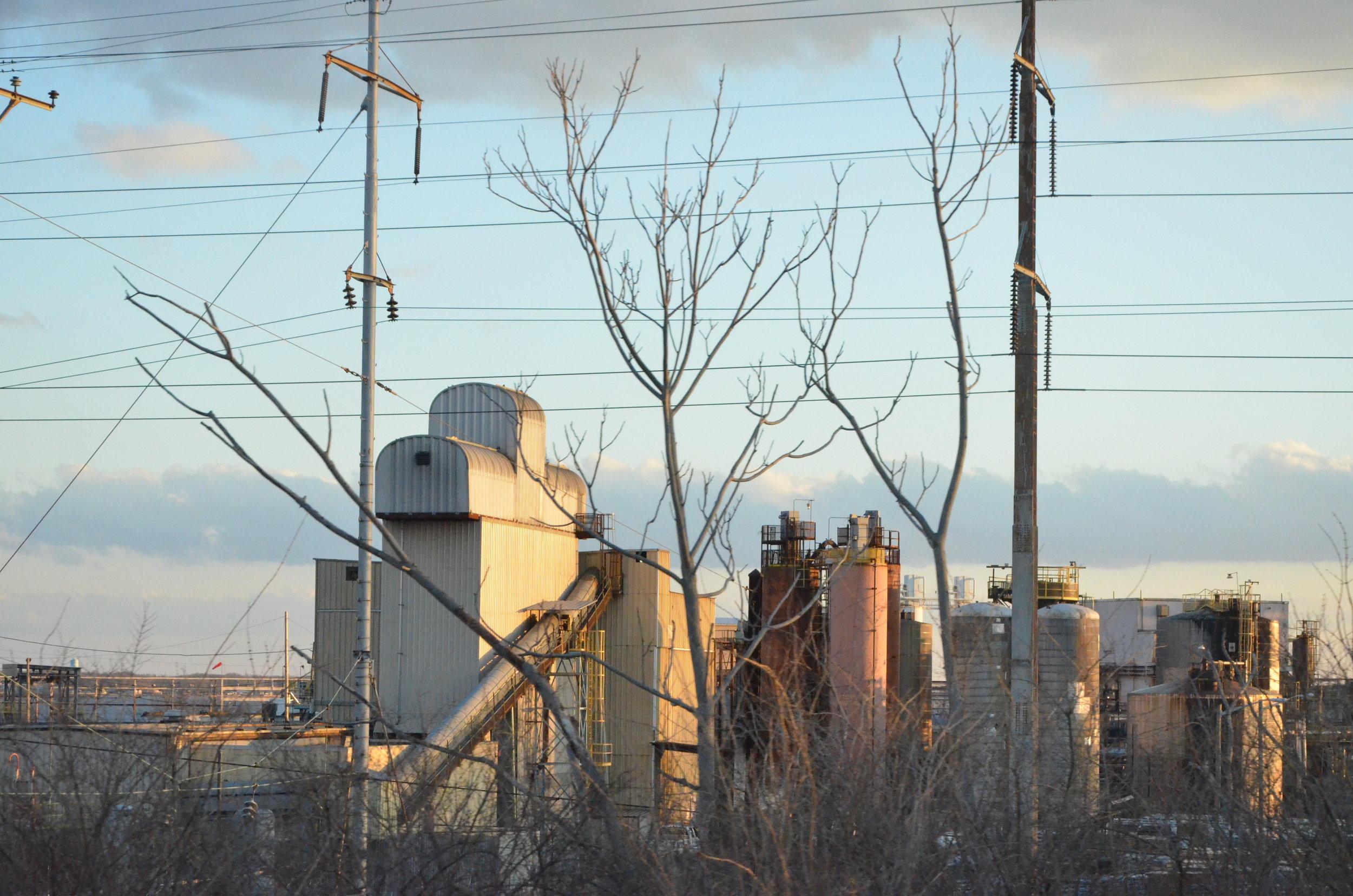 Allentown Factory