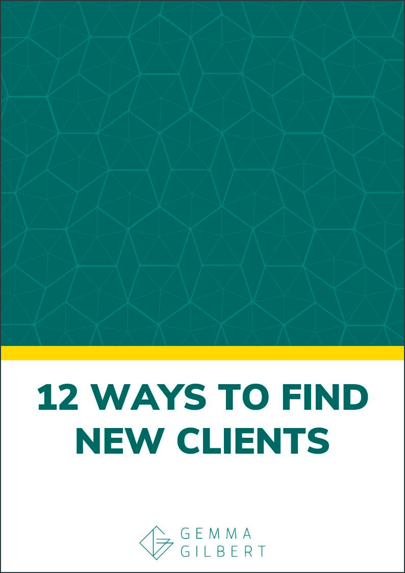 Use these 12 proven strategies to attract consistent clients. Trust me, you haven't tried them all!